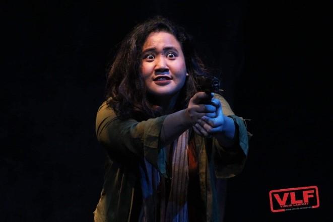 Actor Venise Buenaflor is Dolor of Wala Nang Bata Dito
