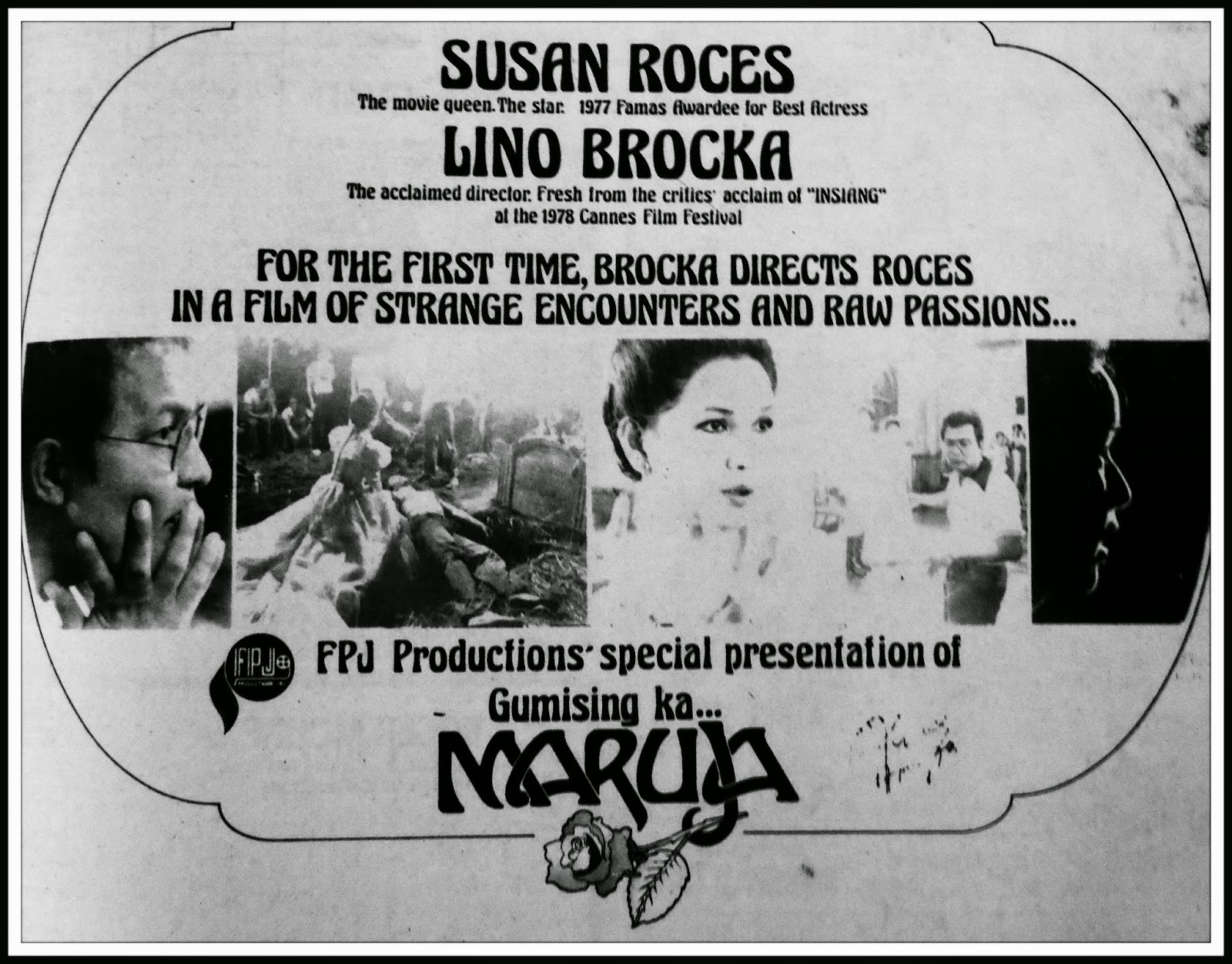 Maruja film. | Photo from https://susanroces.blogspot.com/.