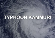 BACOOD CITY - Typhoon Kammuri is predicted to enter the Philippine Area of Responsibility (PAR) between Saturday 30 November, and Sunday 1 December morning