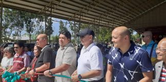 BACOLOD CITY - A P5 million worth covered court was turned over to the school officials of Vista Alegre- Granada Relocation Elementary School, Tuesday morning.