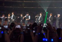 """""""KCON 2015 Super Junior DSC02998 (20357930851).jpg"""" by mduangdara, Wikimedia Commons is licensed under CC BY-SA 2.0"""
