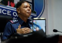 """BACOLOD CITY, Negros Occidental, Philippines - Controversial former anti-drug czar Jovie Espenido claimed """"someone"""" in the National Police made a mistake for including his name in the so-called President's list."""
