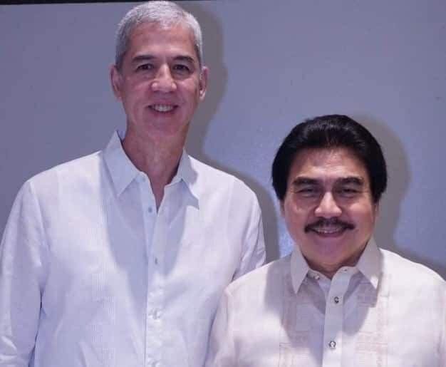 Negros Occidental Governor Eugenio Jose Lacson and Bacolod City Mayor  Evelio Leonardia agree to sync efforts vs COVID-19.*/CAPITOL PIO FILE  PHOTOS