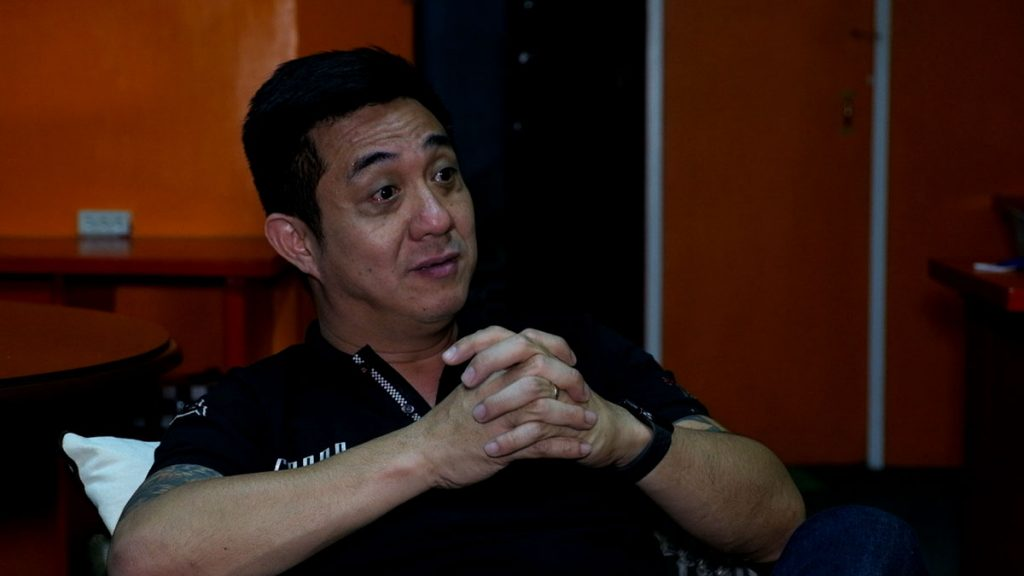 All's well that ends well: Provincial official not filing raps vs. cop. 3rd District Board Member Andrew Montelibano. | Photo by Banjo C. Hinolan
