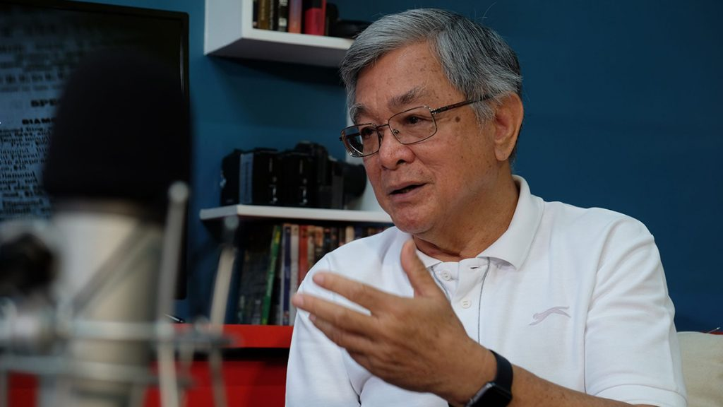 Former Negros Occidental Gov. Rafael Coscolluela, who faced Danding-backed opponents in the 1992 polls when he ran for the top posts of the province, sounded pensive when asked for a reaction.