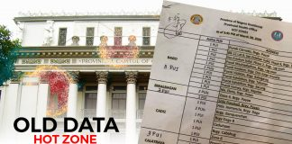 """BACOLOD CITY, Negros Occidental, Philippines - Capitol used old data on the number of COVID19 Persons Under Monitoring (PUM and PUI) in 32 towns and cities in the province, some of which were placed under """"hot zones."""""""