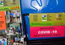 BACOLOD CITY, Negros Occidental, Philippines – A Sanitation Tent and Handwashing Station (STHS) was launched as a collaborative project by four different organizations in Bacolod City to help in the fight against COVID19.