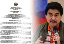 BACOLOD CITY, Negros Occidental, Philippines – Bacolod City Mayor Evelio Leonardia has issued Executive Order No. 31 which regulates the entry and exit of persons or vehicles in Bacolod, especially with the use of the Provincial Car Passes while the city is under Enhanced Community Quarantine.