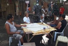 BACOLOD CITY, Negros Occidental, Philippines - Police here nabbed four beneficiaries of the government's 4Ps cash subsidy program who were caught playing Filipino poker in the sub-village of Maabi-abihun in the coastal village of Punta Taytay.