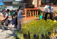 The Northern Negros State College of Science and Technology (NONESCOST) has turned over relief goods and medical supplies to those affected by the COVID pandemic.