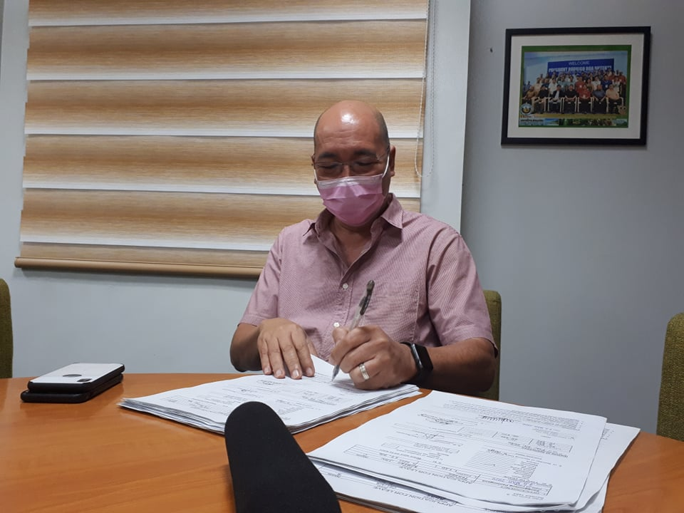 Vice Mayor El Cid Familiaran. | DNX file photo.