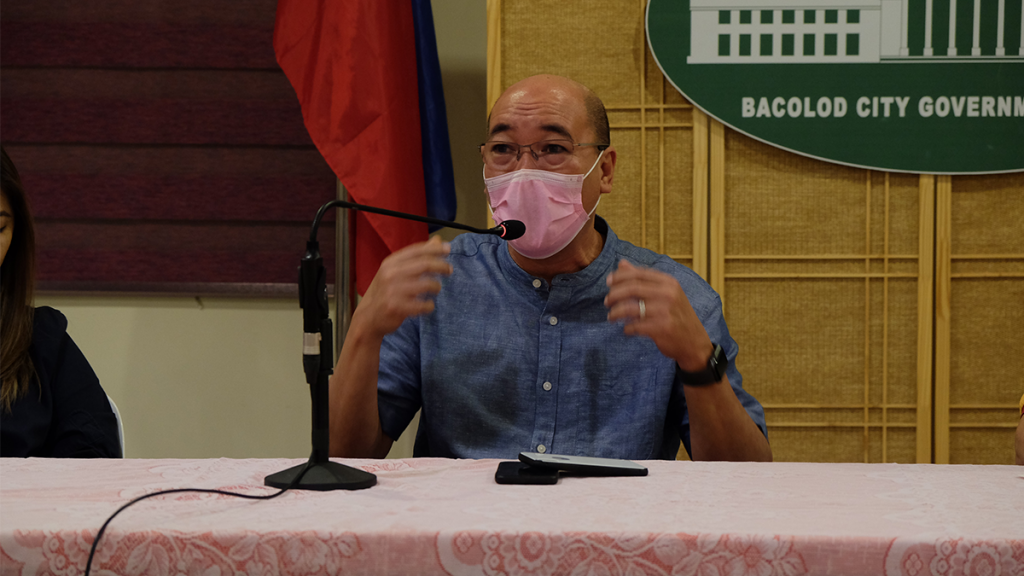 Bacolod Inter-Agency Task Force chair Vice Mayor El Cid Familiaran. | Photo by Banjo C. Hinolan