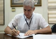 BACOLOD CITY, Negros Occidental, Philippines - Negros Occidental Gov. Eugenio Lacson has signed Executive Order 20-24, extending the duration of the General Community Quarantine over the province until 31 May, 2020.