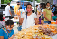 The recently-concluded second H.O. Market reaped positive responses from Negros Women for Tomorrow Foundation and Dungganon Bank Inc. staff, regular market goers and clients who showcased their products.