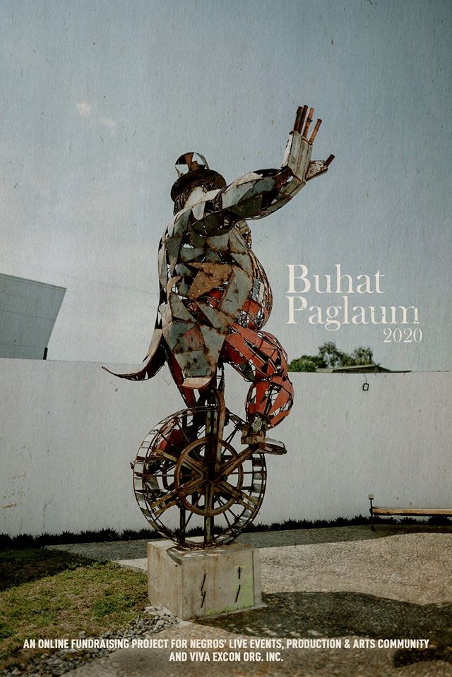 Photo from Buhat Paglaum fb page.