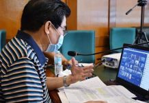 BACOLOD CITY, Negros Occidental, Philippines – Bacolod Mayor Evelio Leonardia appealed for better coordination between national government agencies and local government units regarding the return of locally stranded individuals (LSIs), returning overseas Filipinos (ROFs), and Overseas Filipino Workers (OFWs), during an online consultation meeting hosted by the Department of National Defense 5 June, 2020.