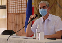 """BACOLOD CITY, Negros Occidental, Philippines – Negros Occidental Gov. Eugenio Lacson said he had been """"instructed"""" to stop receiving people from Tabuelan town, Cebu province because of the """"sheer number"""" of locally-stranded individuals (LSIs) who tested positive of CoViD-19."""