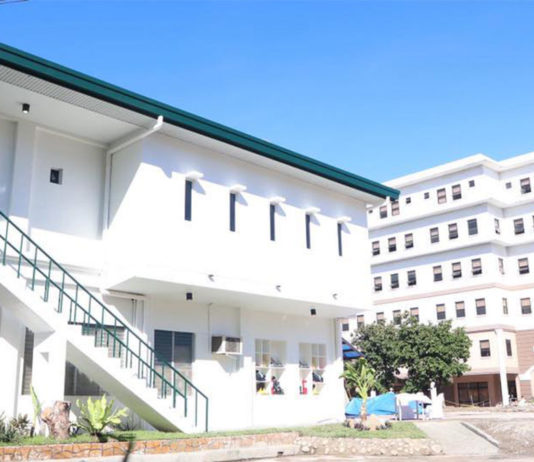 The inauguration for the Molecular Laboratory of the Corazon Locsin Montelibano Memorial Regional Hospital Bacolod City starting 4:30 p.m. today.