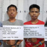 BACOLOD CITY, Negros Occidental, Philippines - A joint operation of Army and National Police yesterday in upland Kabankalan City led to the arrest of four suspected high-ranking members of the New People's Army and seized, among others, cash amounting to close to P120,000.