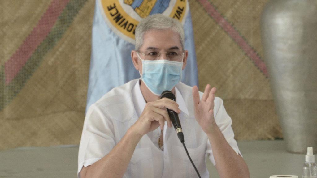 Negros Occidental Governor Jose Eugenio Lacson. | DNX file photo